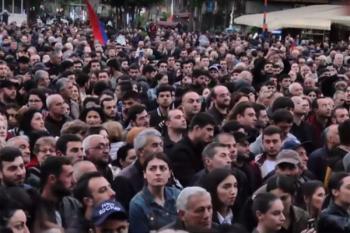Учебный процесс в ряде ВУЗов Еревана идет в нормальном русле, в некоторых учебный процесс прерван