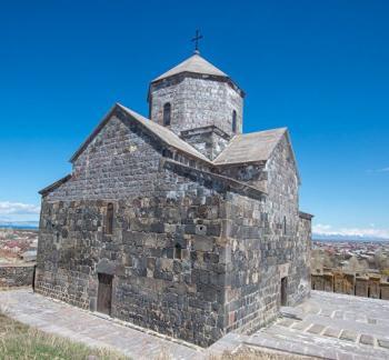 Церковь Святой Богородицы Котеванк Неркин Геташен