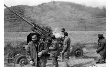 война в Арцахе архив