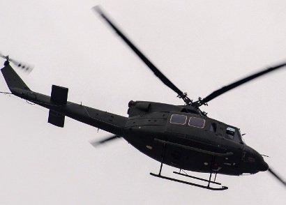 Азербайджан продемонстрирует американские военные вертолеты Bell-412 на параде