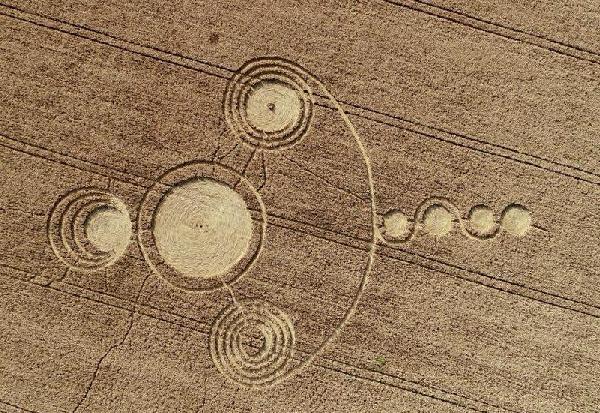 Круги на полях Пиктограмма