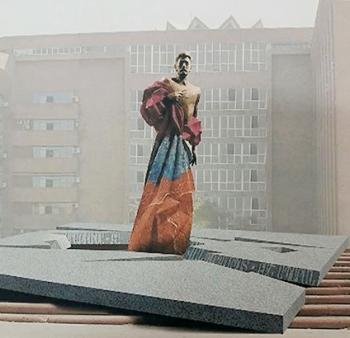 памятник Арам Манукян