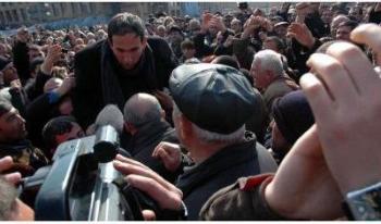 события 1 марта Никол Пашинян