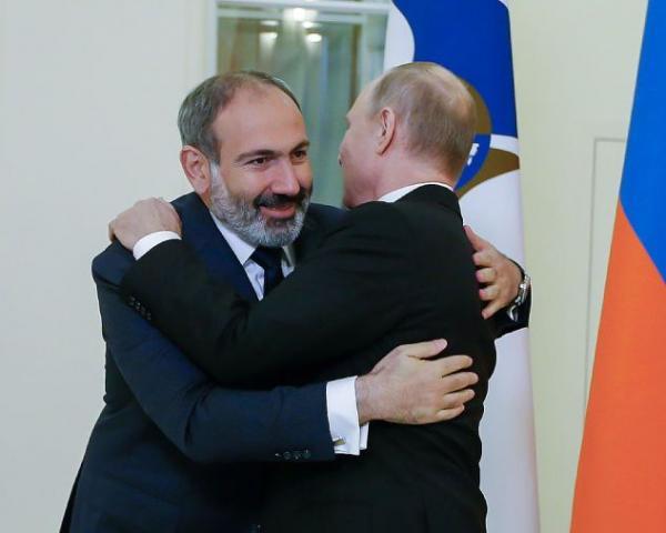 Стала известна цена газа для Армении на текущий год