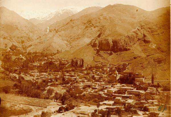 Агулис начало 1900-х годов