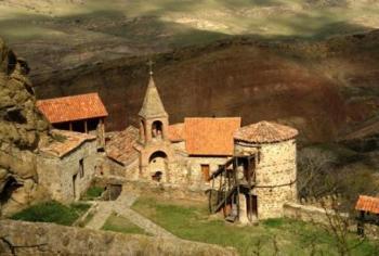 монастырь Давида-Гареджи