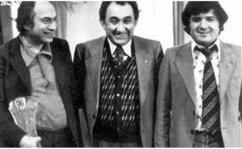 Михаил Таль Тигран Петросян Рафаэль Ваганян
