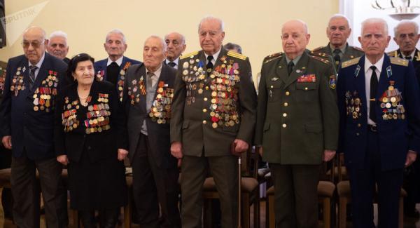 армяне ветераны ВОВ