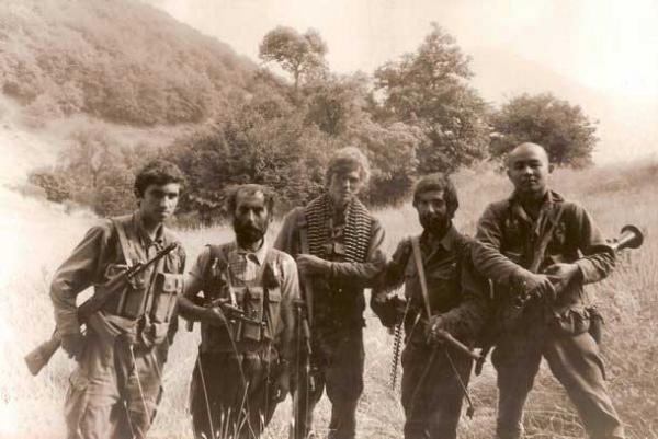 освободители лачинский коридор