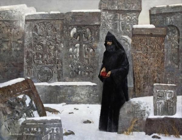 Ванская молитва Анастасия Бородина