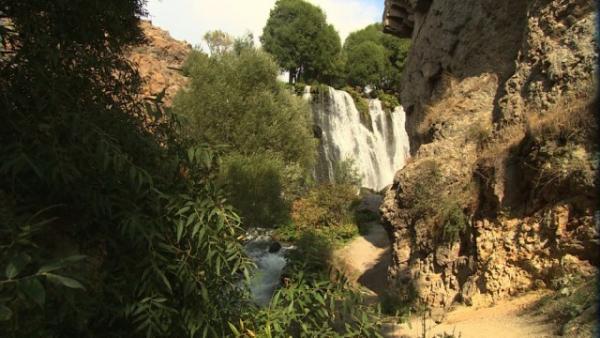 Водопад Шаки