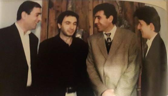 сборная Армении по шахматам 1999