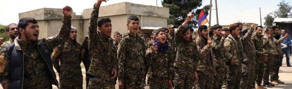 Армянский батальон в Сирии