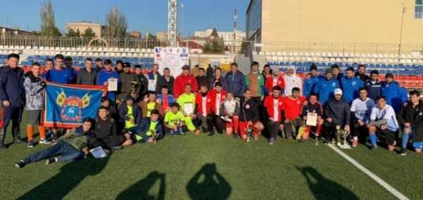 Ростовская область мини-футбол