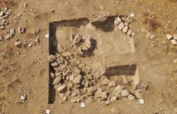 раскопки Веди