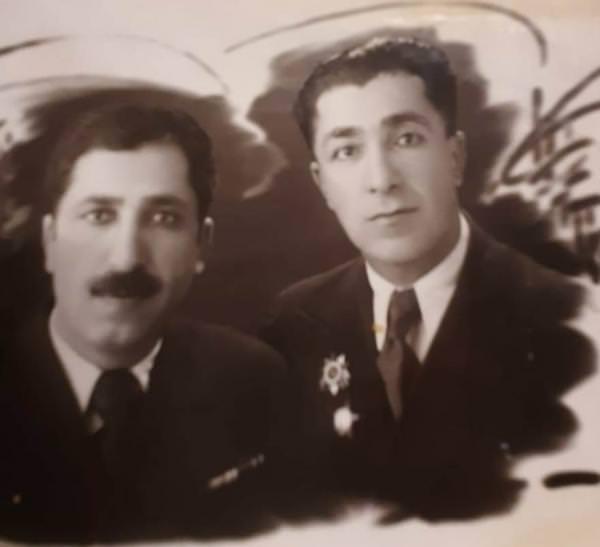Петросян Арташес Петросович и Петросян Андраник Петросович