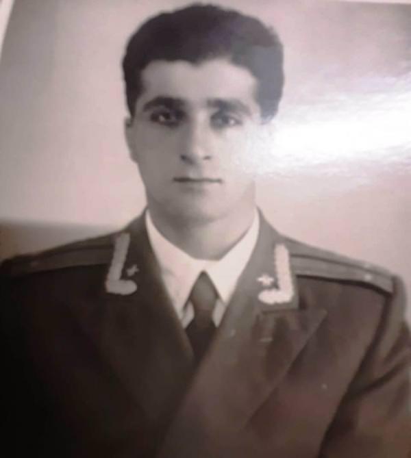 Петросян Левон Арташесович