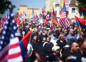 армяне в США