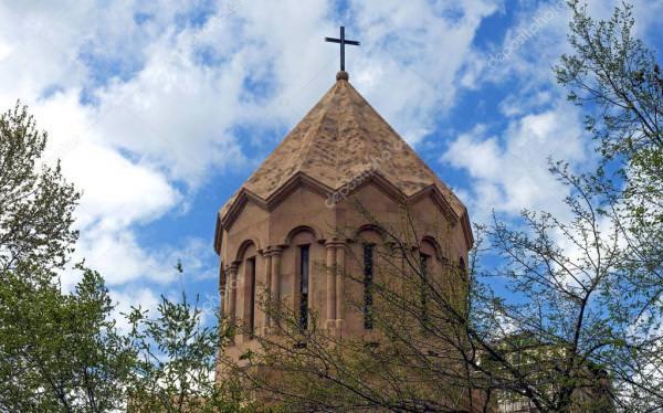 Крест Армянская церковь