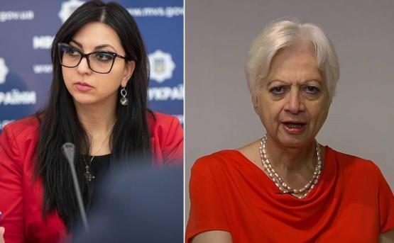 Мэри Акопян и Элени Теохарус