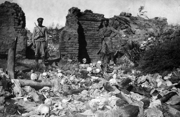 Геноцид армян в Османской Турции