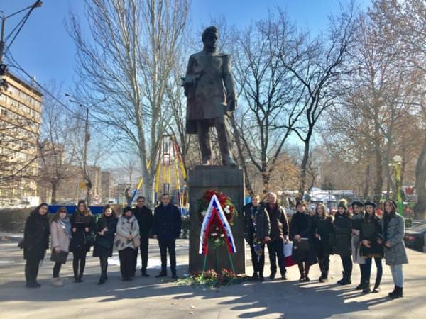 День памяти Грибоедова Ереван 2020