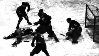 хоккей сборная СССР