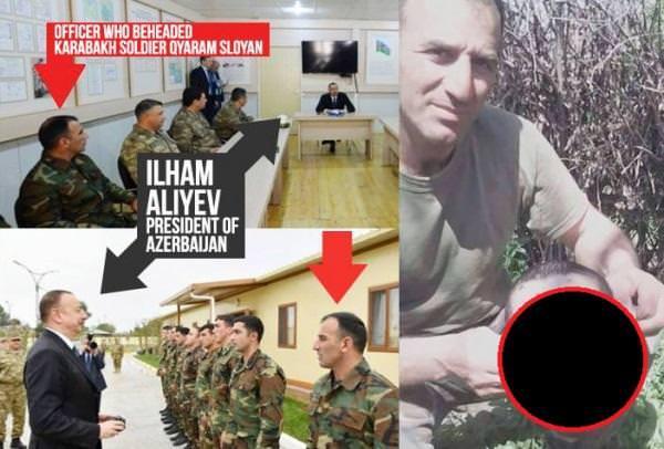 терроризм зверства Азербайджан