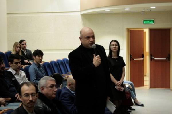 АРМРОСС вносит предложения в Конституцию