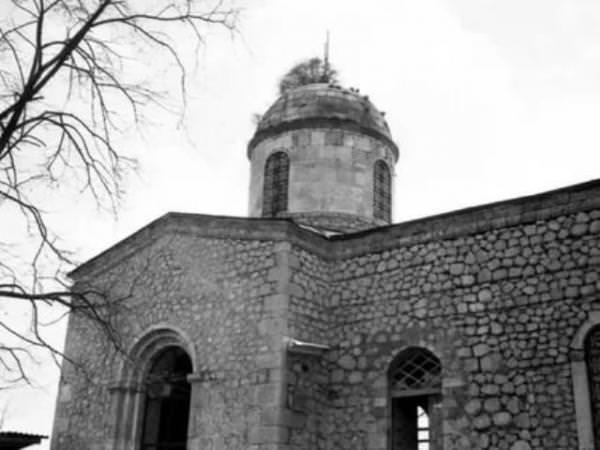 Церковь Канач Жам (Иоанна Крестителя) в 1970-х гг