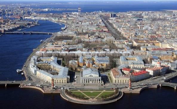 недвижимость Санкт-Петербурга