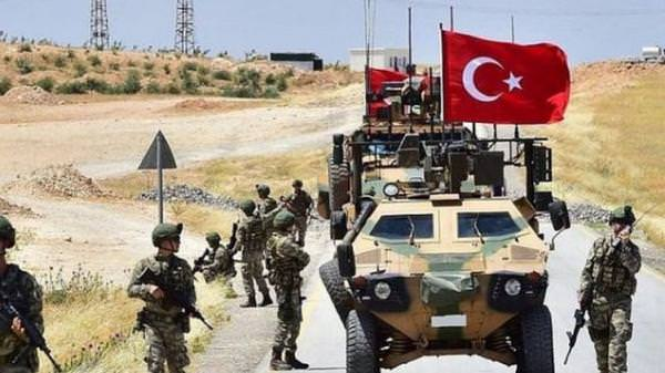 армия Турции в Сирии