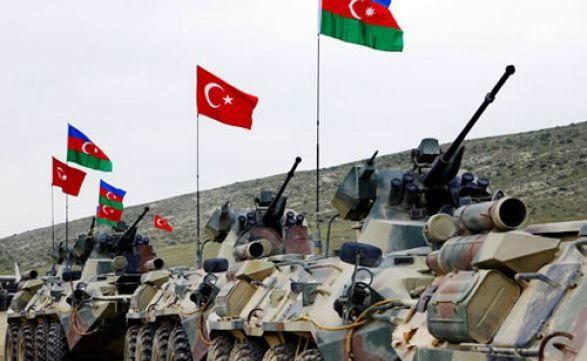 армия Турции в Азербайджане