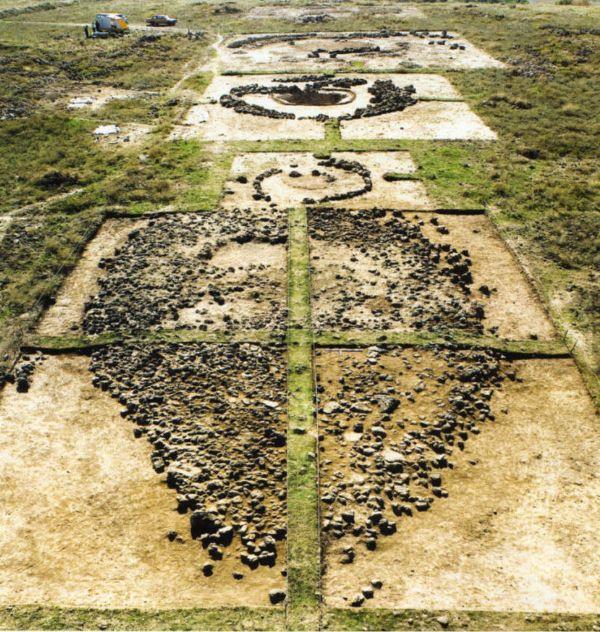 Раскопки могильника Неркин Навер