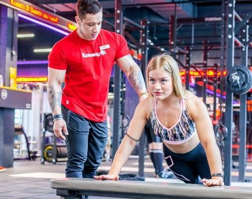 Сеть фитнес-клубов Kometa