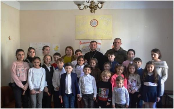 Дети Русской общины Нагорного Карабаха