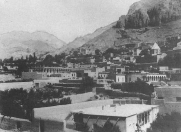 Агулис начало 20 века