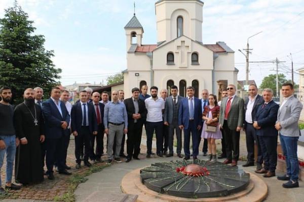 Камо Айрапетян конференция в Крыму