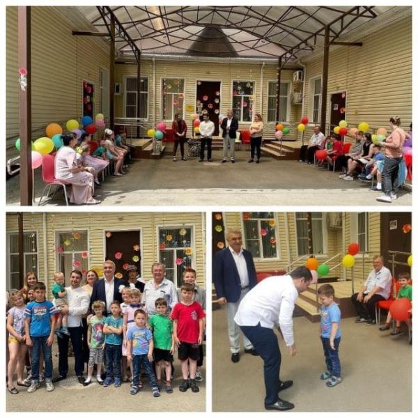 детский дом в Динской