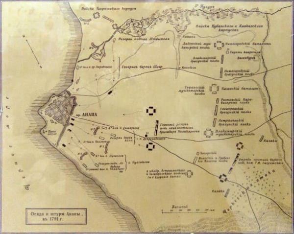 осада Анапы 1791