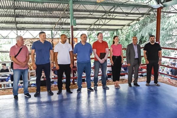 турнир по боксу памяти Героя Советского Союза Мартироса Нагуляна