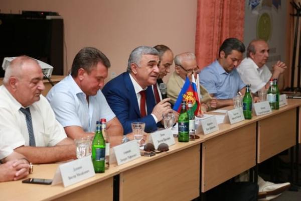 заседание Совета САР Ейск