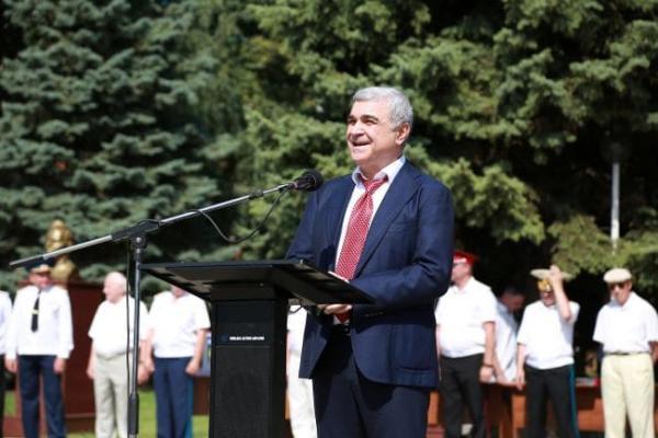 Ейск выступает Камо Айрапетян