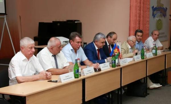 Ейск заседание Совета САР