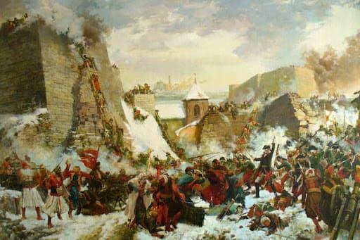 русско-турецкие войны 1787-1791