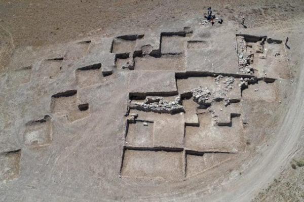раскопки Чавуштепе