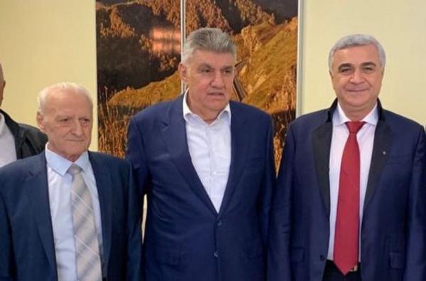 совещание в Пятигорске