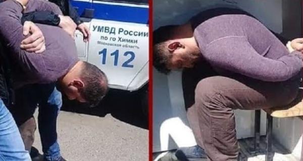 Задержание Фуада Аббасова