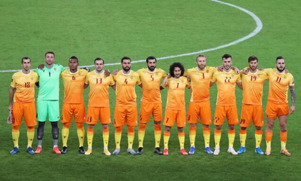 сборная Армении футбол